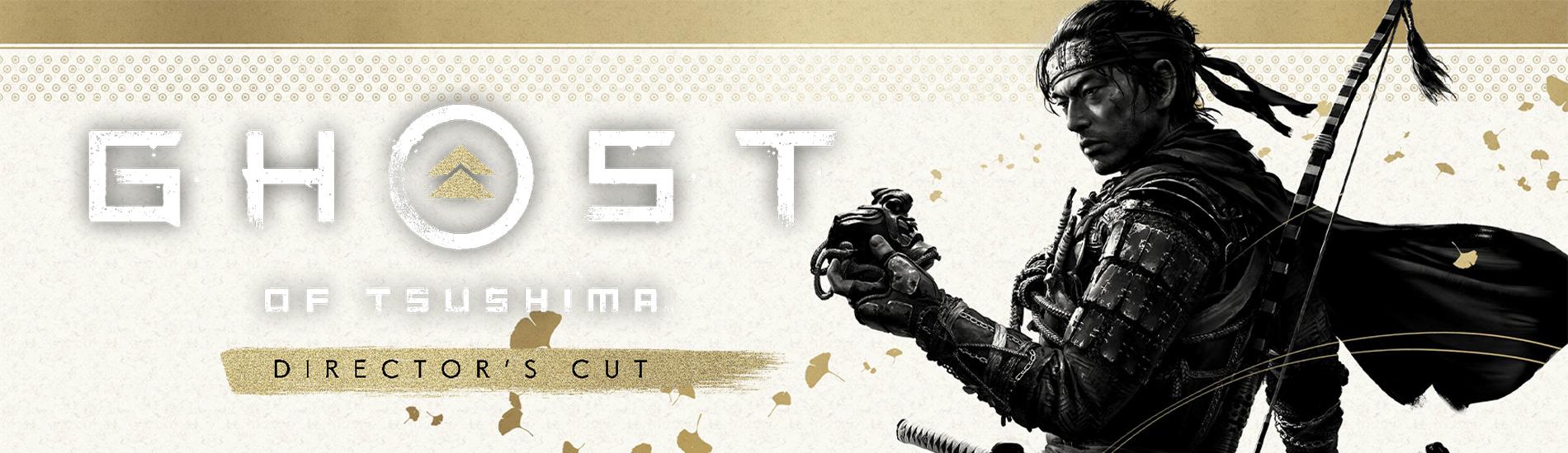 Sony Ghostoftsushima Directorscut 08.10.banner