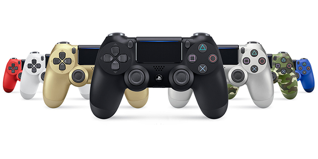 Sony Playstation 2018store Controllerspage Tile1