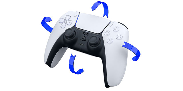 Sony Playstation Controllerrefresh 04.12.2021arrows