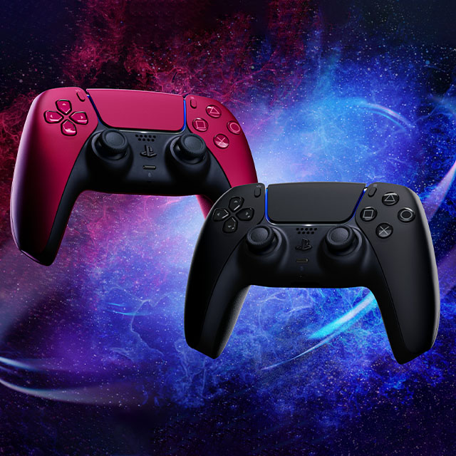 Sony Playstation Controllerrefresh 04.12.2021colors