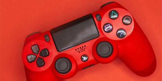 Sony Playstation Controllerrefresh 04.12.2021red 4