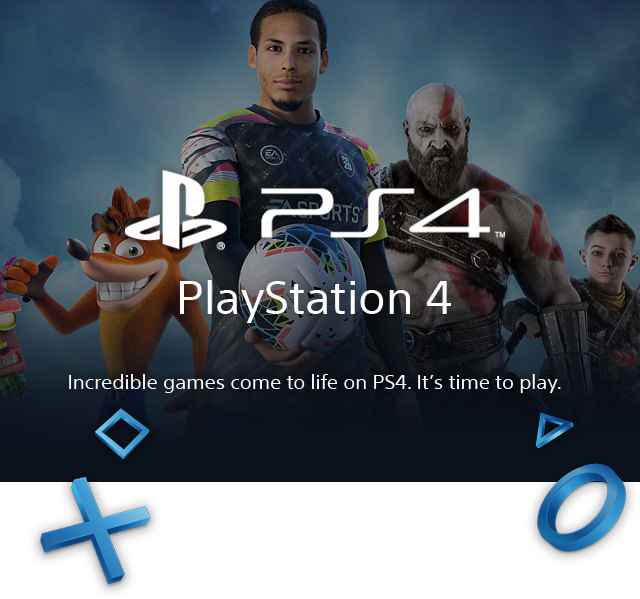 Sony Playstation General  Banner 01