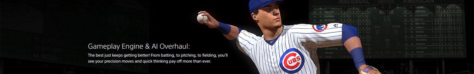 Sony Playstation Mlb Theshow LP MLB 01
