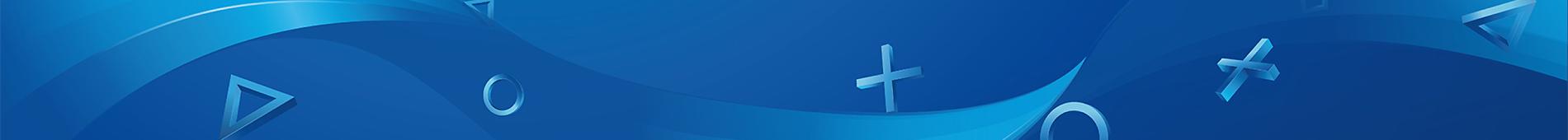 Sony Playstation Swish Btm Banner