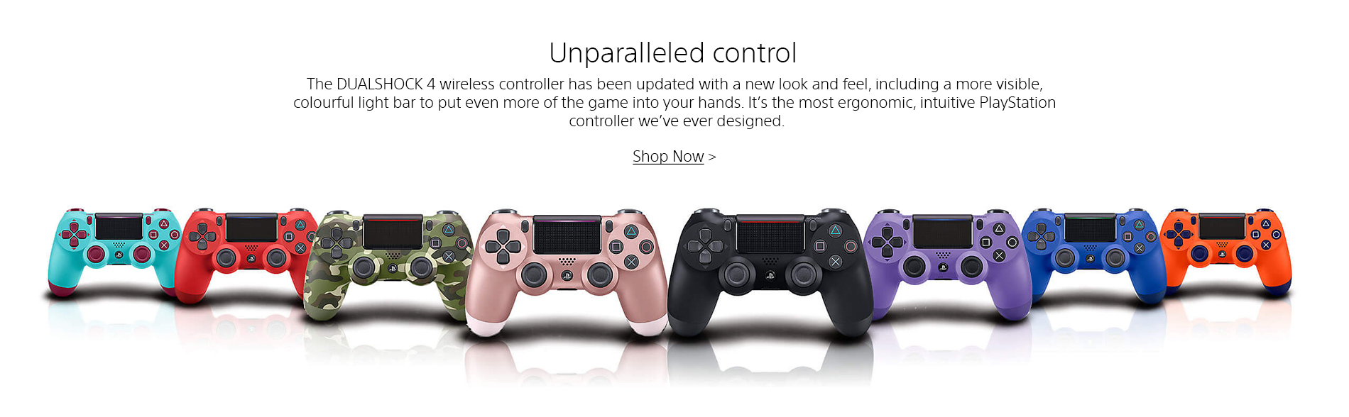 Sony Playstation 4 Landing Page 02  Tile 05