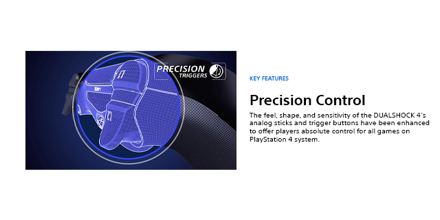 Sony Playstation Controllers Landing Page  Tile 03