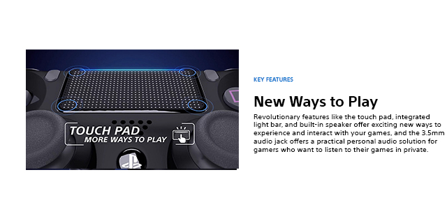 Sony Playstation Controllers Landing Page  Tile 05