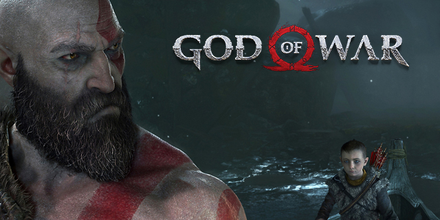 Sony Ps4 Game Gow