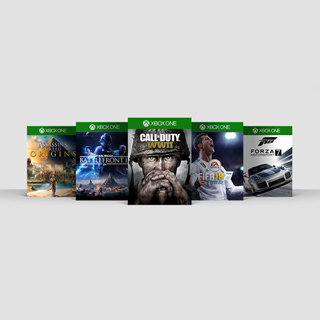 Xbox Store Games1