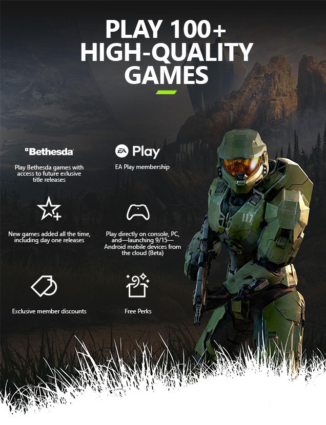 XboxgamepassPC Amd Intel 4.2.21play100