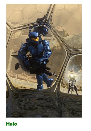 Xboxgames Homepage 07.13.2021halo