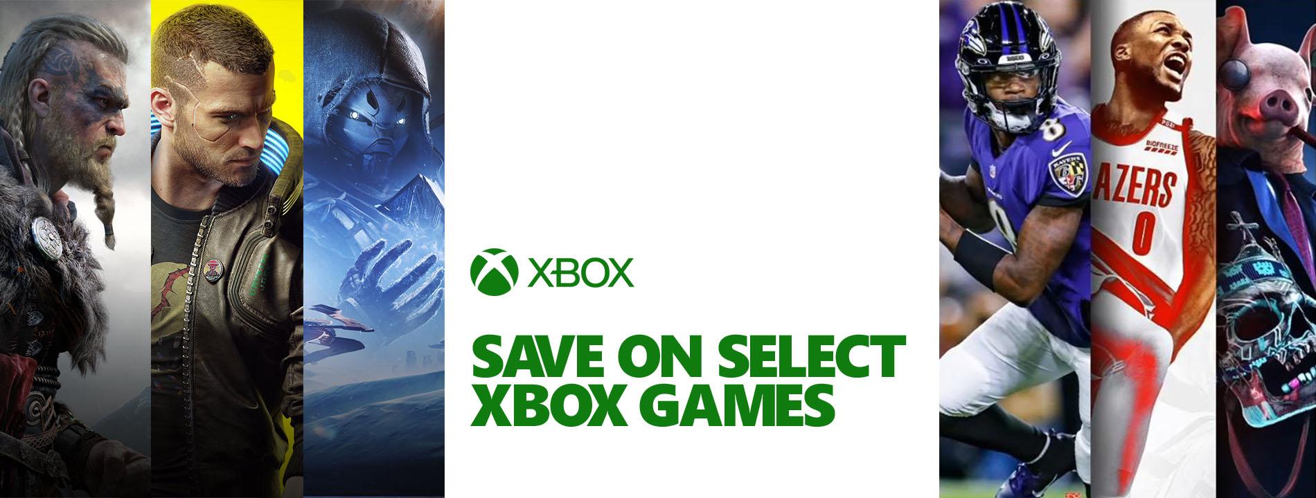 Xboxgames Saveon