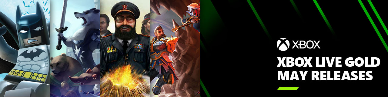 Xboxlivegold May 4.28.21 Banner