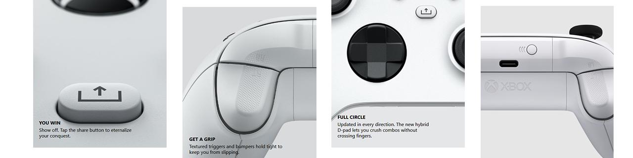 Xboxseries S  Functions