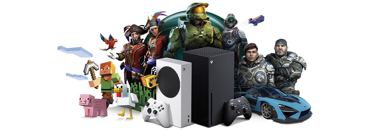 Xboxseriesx S  Thickallaccess