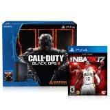 Call of Duty: Black Ops III PlayStation4 Bundle w/ NBA 2K17