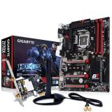 Gigabyte Ultra Durable GA-Z170X-Gaming 3 Desktop Motherboard Wi-Fi/Bluetooth Combo