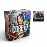 Intel Core i9-10850K Desktop Processor featuring Marvel's Avengers Collector's Edition Packaging + Marvel's Avengers Game Master Key