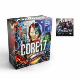 Intel Core i5-10600K Desktop Processor featuring Marvel's Avengers Collector's Edition Packaging + Marvel's Avengers Game Master Key