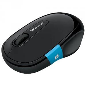 Microsoft Sculpt Comfort Wireless Mouse Black