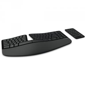 Microsoft Sculpt Ergonomic Keyboard Black