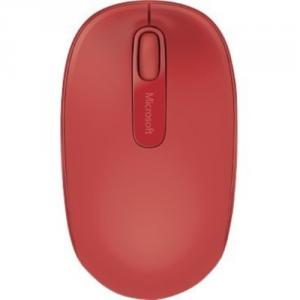 Microsoft 1850 Wireless Mouse Flame Red