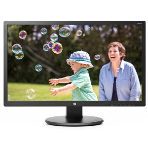 "HP 24uh 24"" Monitor Black"