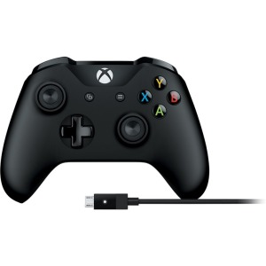 Xbox Wireless Controller and Cable for Windows