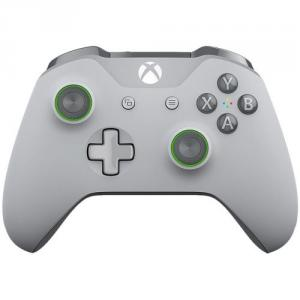 Xbox Wireless Controller Grey & Green
