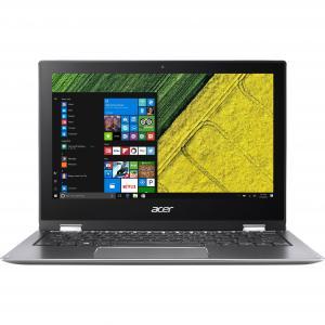 "Acer Spin 1 11.6"" Laptop Intel Pentium N4200 HD Graphics 505 4GB RAM 64GB Flash Memory Gray"