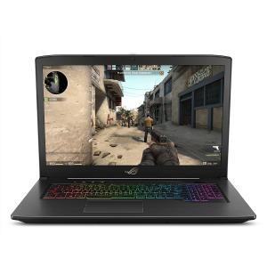 "ASUS ROG Strix Scar 17.3"" Laptop Intel Core i7 16GB RAM 256GB SSD 1TB SSHD Black"