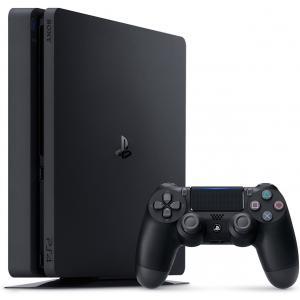 PlayStation 4 Slim 1TB Console Black