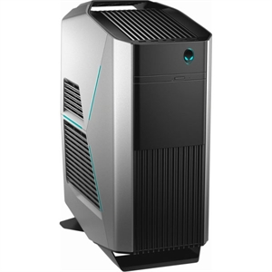 Dell Alienware R7 Gaming Desktop Computer Intel Core i7 16GB RAM 2TB HD 256GB SSD Black & Silver
