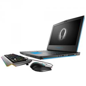 "Alienware 17 R4 17.3"" Intel Core i7 GTX 1060 6GB Silver Bundle"