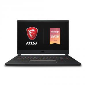 "MSI GS65 15.6"" Gaming Laptop Core i9 32GB RAM 1TB HD Matte Black with Gold Diamond"