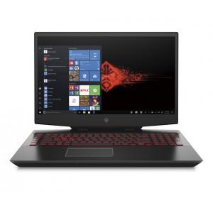 "HP OMEN 17"" Gaming Laptop Intel Core i7 8GB RAM 1TB HDD 128GB SSD GTX 1660Ti 6GB"