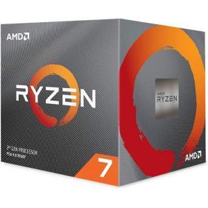 AMD Ryzen 7 3700X Unlocked Desktop Processor w/ Wraith Prism LED Cooler