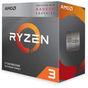 AMD Ryzen 3 3200G Unlocked Desktop Processor with Radeon Graphics