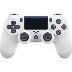 Sony DualShock 4 Controller Glacier White