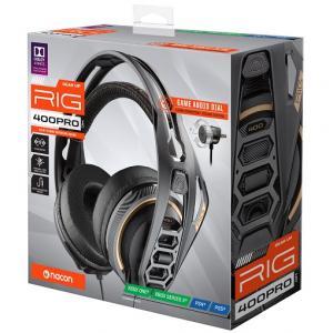 RIG 400 PRO HC Surround-Ready Gaming Headset