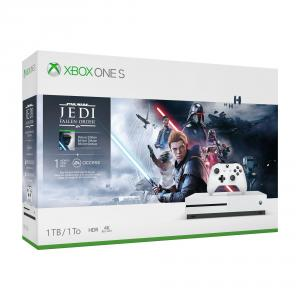 Xbox One S 1TB Star Wars Jedi Console Bundle