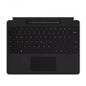 Microsoft Surface Pro X Signature Keyboard with Black Slim Pen