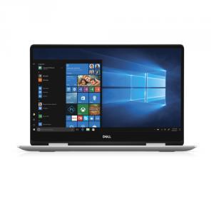 """Dell Inspiron 15.6"""" 2-in-1 Laptop Core i7-8565U 8GB RAM 512GB SSD Silver"""