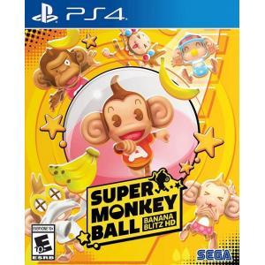 Sega Super Monkey Ball: Banana Blitz HD for PS4