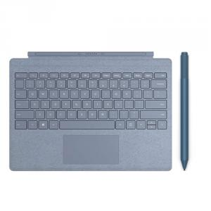 Microsoft Surface Pro Signature Type Cover Ice Blue + Microsoft Surface Pen Ice Blue