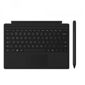 Microsoft Type Cover for Surface Pro Black + Microsoft Surface Pen Charcoal