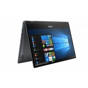 "Asus VivoBook Flip 14 14"" 2-in-1 Laptop Intel Core i5 8GB RAM 512GB SSD Star Grey"