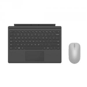 Microsoft Surface Mouse Gray+Type Cover for Surface Pro Black