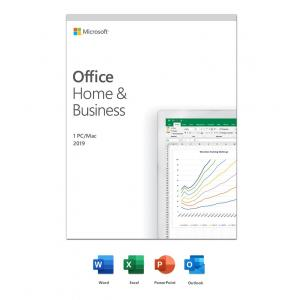 Microsoft Office Home & Business 2019   One-time purchase, 1 device   PC/Mac Keycard