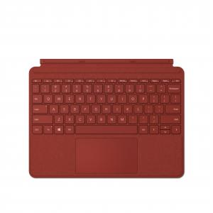 Microsoft Surface Go Signature Type Cover Poppy Red